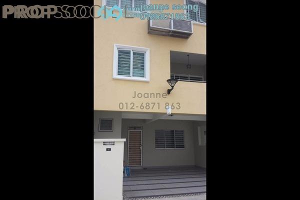 For Sale Townhouse at Taman SEA, Petaling Jaya Freehold Semi Furnished 3R/3B 790k