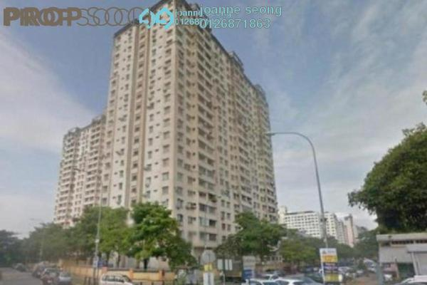 For Sale Condominium at Casa Magna, Kepong Leasehold Fully Furnished 3R/2B 428k