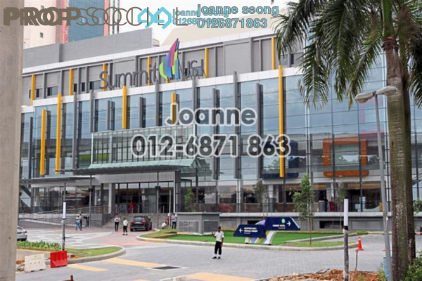For Rent Shop at The Summit, UEP Subang Jaya Freehold Unfurnished 0R/0B 1.5k