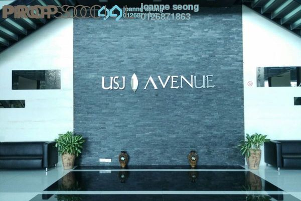 For Sale Condominium at USJ One Avenue, UEP Subang Jaya Leasehold Fully Furnished 5R/3B 686k