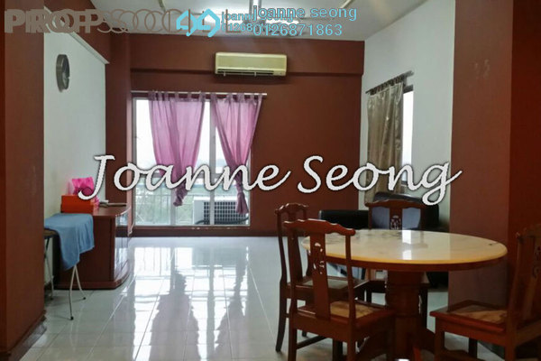 For Rent Condominium at Ridzuan Condominium, Bandar Sunway Leasehold Fully Furnished 2R/2B 1.4k