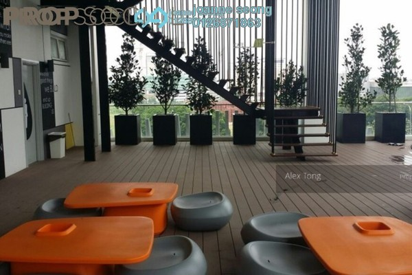 For Rent Condominium at Arte SW, Shah Alam Leasehold Fully Furnished 3R/2B 2.4k