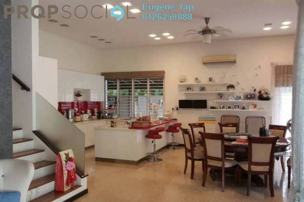 For Sale Semi-Detached at Villa Manja, Bandar Menjalara Freehold Semi Furnished 5R/6B 4.8m