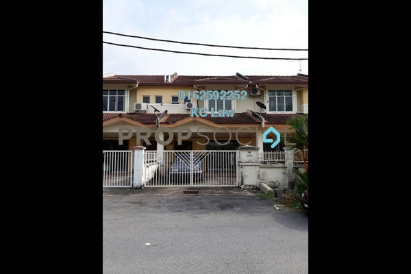 For Sale Terrace at Desa Coalfields, Sungai Buloh Freehold Unfurnished 4R/3B 410k