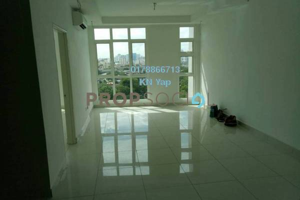 For Rent Serviced Residence at The Court, Sungai Besi Freehold Semi Furnished 3R/2B 2k
