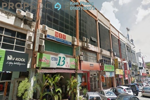 For Rent Shop at IOI Boulevard, Bandar Puchong Jaya Freehold Unfurnished 0R/2B 4.5k