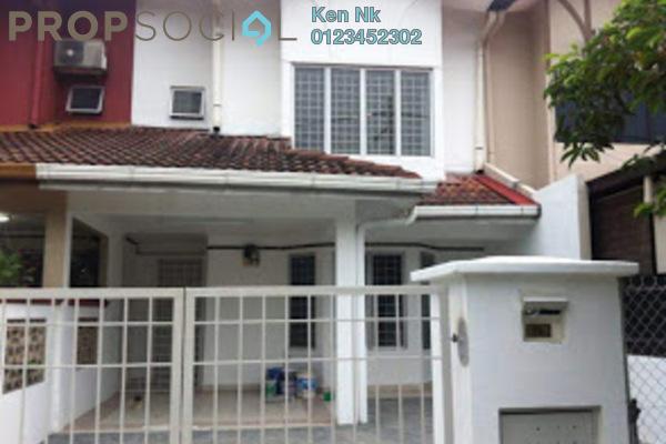 For Rent Terrace at BK5, Bandar Kinrara Freehold Unfurnished 4R/3B 1.5k