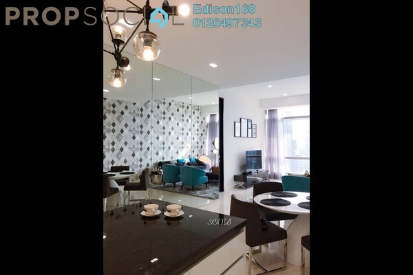 For Rent Condominium at Banyan Tree, KLCC Freehold Fully Furnished 2R/2B 5.5k