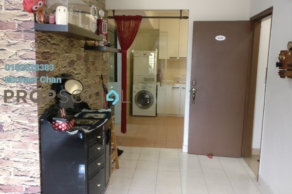 For Rent Condominium at Palm Spring, Kota Damansara Freehold Fully Furnished 2R/2B 1.4k