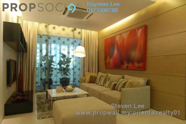 For Rent Condominium at Platinum Hill PV8, Setapak Freehold Fully Furnished 3R/2B 2.2k