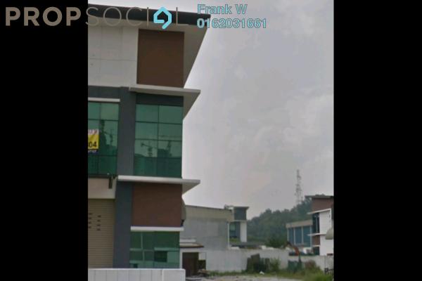 For Sale Factory at Taman Kempas Utama, Johor Bahru Freehold Unfurnished 0R/0B 1.8m