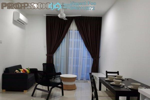 For Rent Serviced Residence at Urbana Residences @ Ara Damansara, Ara Damansara Leasehold Fully Furnished 2R/2B 2.2k