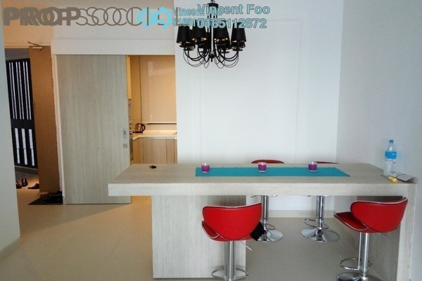 For Rent Condominium at AraGreens Residences, Ara Damansara Freehold Fully Furnished 2R/3B 3k