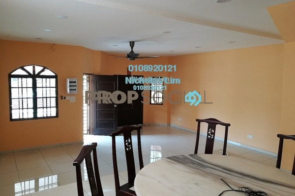 For Rent Terrace at SL7, Bandar Sungai Long Freehold Unfurnished 4R/3B 3k