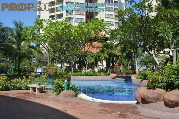 For Sale Condominium at Villa Wangsamas, Wangsa Maju Freehold Semi Furnished 3R/2B 750k
