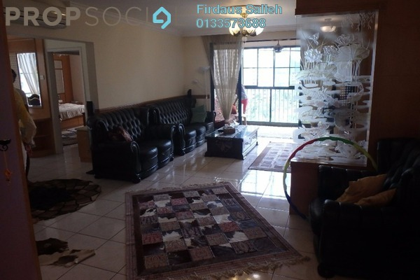 For Sale Condominium at Mont Kiara Astana, Mont Kiara Freehold Semi Furnished 4R/3B 1.3m