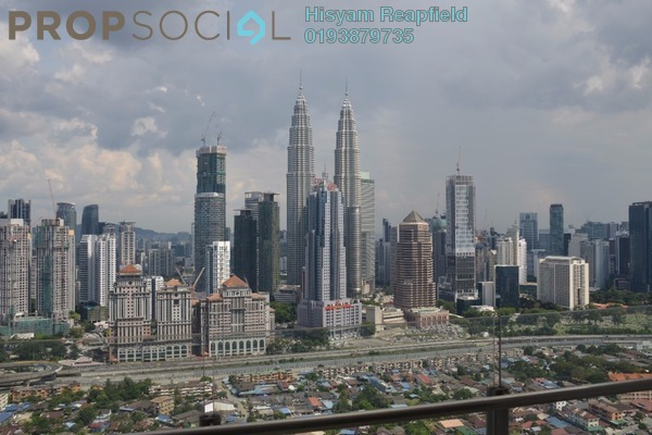 For Rent Serviced Residence at Setia Sky Residences, KLCC Freehold Fully Furnished 3R/3B 6k