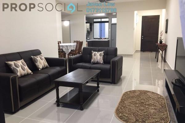 For Rent Condominium at Tamara, Putrajaya Freehold Fully Furnished 3R/2B 2.5k