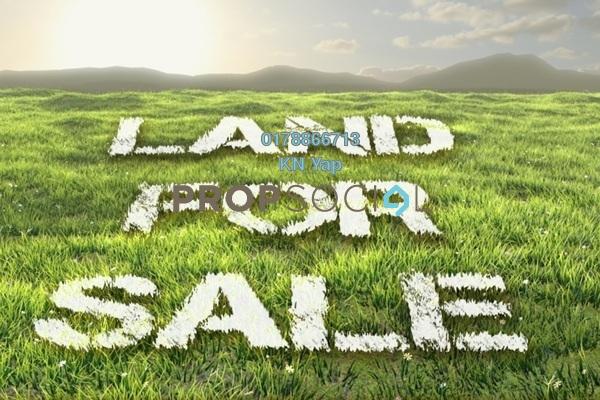 For Sale Land at Kampung Sungai Dua, Bentong Freehold Unfurnished 0R/0B 1.65m