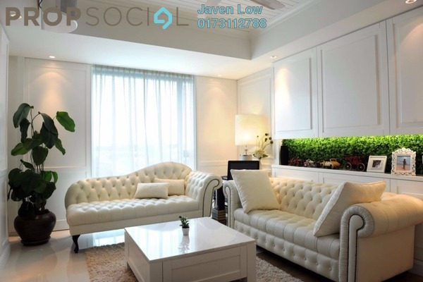 For Sale Condominium at Gateway Kiaramas, Mont Kiara Freehold Fully Furnished 1R/1B 700k