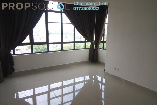 For Rent Condominium at Selayang 18, Selayang Freehold Semi Furnished 3R/2B 1.3k
