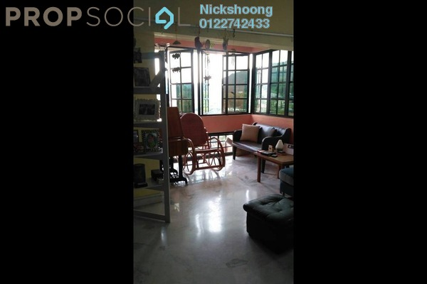 For Sale Condominium at Kiara Park, TTDI Freehold Fully Furnished 3R/2B 880k