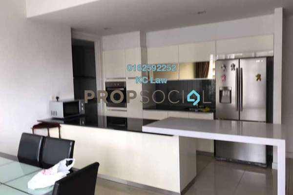For Rent Condominium at Five Stones, Petaling Jaya Freehold Fully Furnished 3R/4B 4.3k