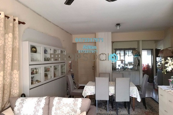 For Sale Condominium at Sri Jelatek, Wangsa Maju Leasehold Semi Furnished 3R/2B 440k