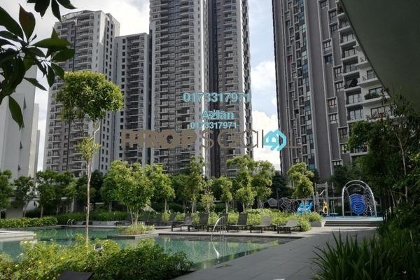 For Sale Condominium at Seri Riana Residence, Wangsa Maju Leasehold Unfurnished 3R/3B 960k