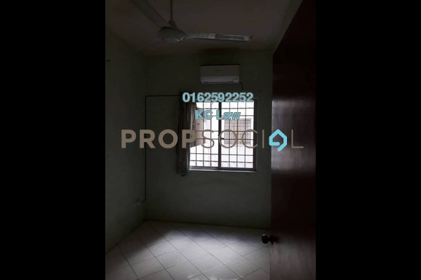 For Rent Apartment at Bayu Puteri, Tropicana Freehold Semi Furnished 3R/2B 1.2k