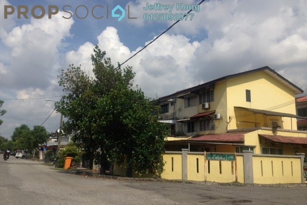 For Sale Terrace at Taman Sri Muda, Shah Alam Freehold Unfurnished 4R/3B 500k