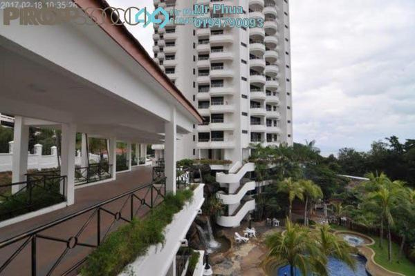 For Rent Condominium at Marina Tower, Tanjung Bungah Freehold Fully Furnished 3R/2B 1.6k