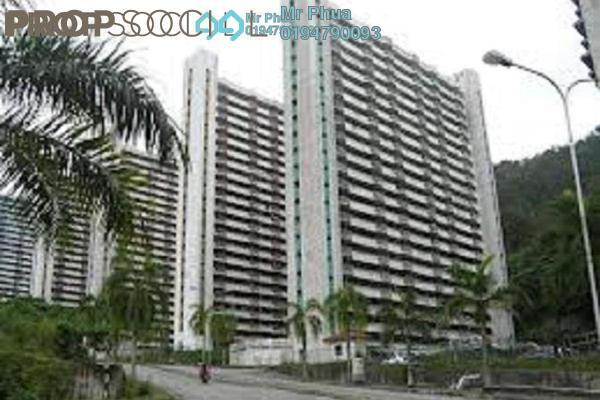 For Rent Apartment at Majestic Heights, Paya Terubong Freehold Unfurnished 3R/1B 750translationmissing:en.pricing.unit