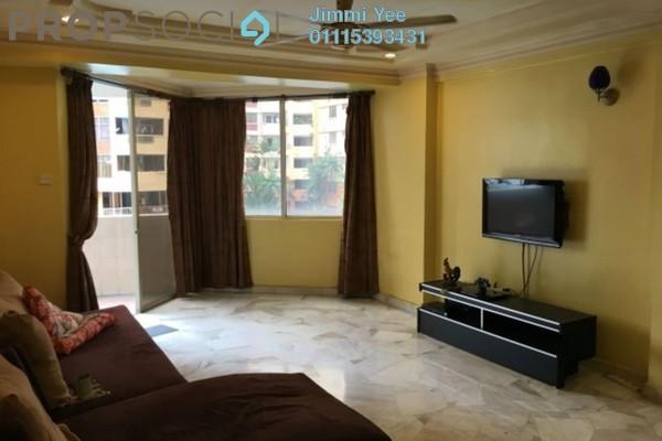 For Sale Condominium at Desa Gembira, Kuchai Lama Freehold Semi Furnished 3R/2B 410k