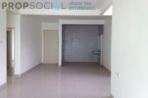 For Sale Serviced Residence at Green Terrain, Cheras South Freehold Unfurnished 4R/5B 900k
