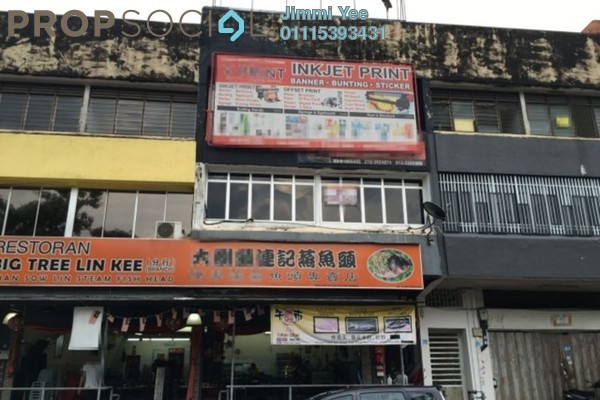 For Sale Office at Taman Orkid Desa, Cheras Freehold Unfurnished 0R/1B 150k