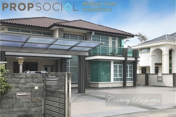 For Sale Bungalow at Taman Tambun Indah, Bukit Tambun Freehold Fully Furnished 6R/3B 1.69m