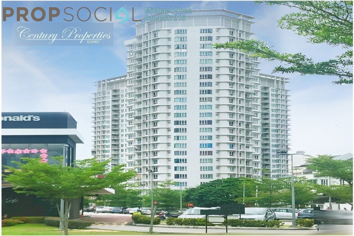 Condominium For Rent at The Spring, Jelutong by Michael Chee