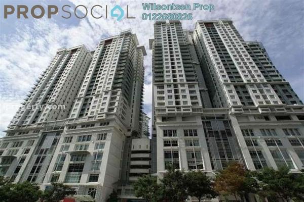 For Rent Office at Metropolitan Square, Damansara Perdana Freehold Unfurnished 0R/0B 4.2k