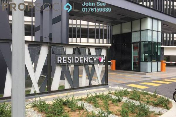 For Sale Condominium at Residency V, Old Klang Road Freehold Semi Furnished 3R/2B 698k