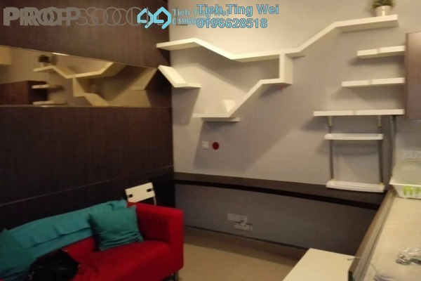 For Rent Condominium at Windsor Tower, Sri Hartamas Freehold Fully Furnished 0R/1B 1.75k