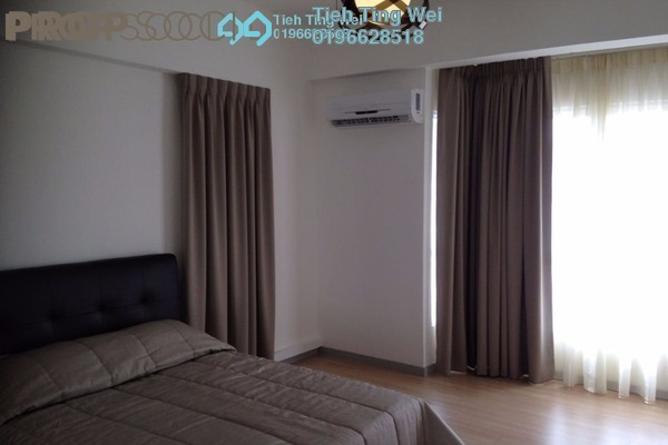 For Rent Condominium at Villa Orkid, Segambut Freehold Fully Furnished 3R/3B 2.5k