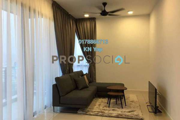 For Rent Serviced Residence at Nadi Bangsar, Bangsar Freehold Fully Furnished 2R/2B 4.5k