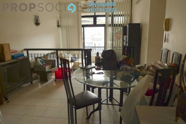 For Sale Condominium at One Ampang Avenue, Ampang Freehold Fully Furnished 3R/2B 518k