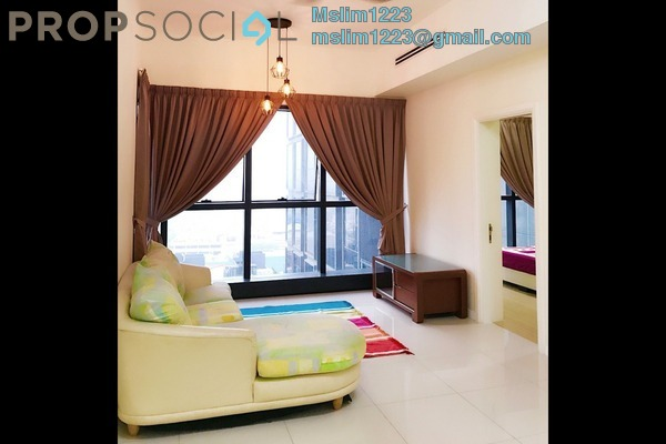 For Rent Serviced Residence at Icon City, Petaling Jaya Freehold Fully Furnished 2R/1B 2.2k