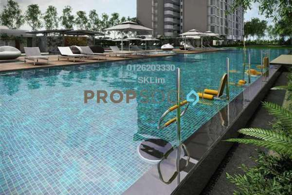 For Sale Condominium at Vina Versatile Homes, Cheras South Freehold Unfurnished 3R/2B 490k