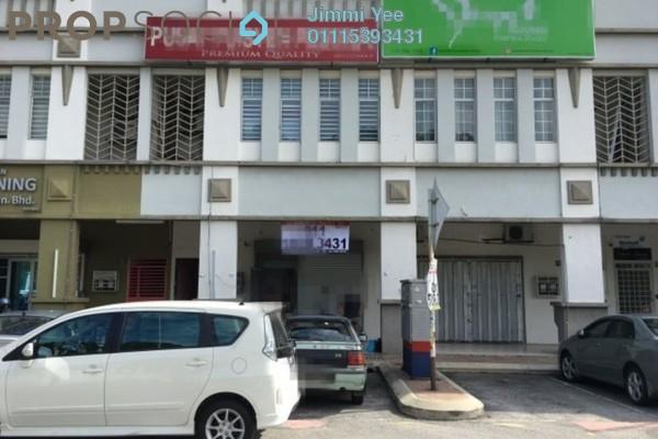 For Rent Shop at The Corner @ Alam Damai, Alam Damai Freehold Unfurnished 0R/2B 3.5k