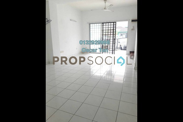 For Rent Terrace at Taman Sri Sinar, Segambut Freehold Semi Furnished 3R/3B 1.2k