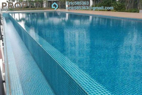 For Sale Serviced Residence at Mercury Serviced Apartment @ Sentul Village, Sentul Freehold Unfurnished 3R/2B 599k