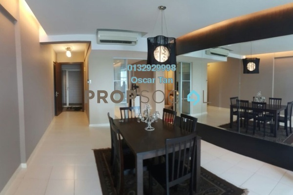 For Sale Condominium at The Saffron, Sentul Freehold Fully Furnished 3R/2B 720k